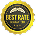 Best Rate Guaranteed!